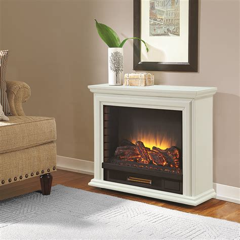 Pleasant Hearth - Sheridan Infrared Mobile Fireplace