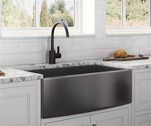 33-inch, Apron-front, Farmhouse, Kitchen, Sink