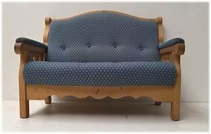 2 Sitzer Sofa Landhausstil : sofa voglauer anno 1900 2 sitzer sofa 125 cm fichte massiv landhausm bel dietersheim ~ Bigdaddyawards.com Haus und Dekorationen