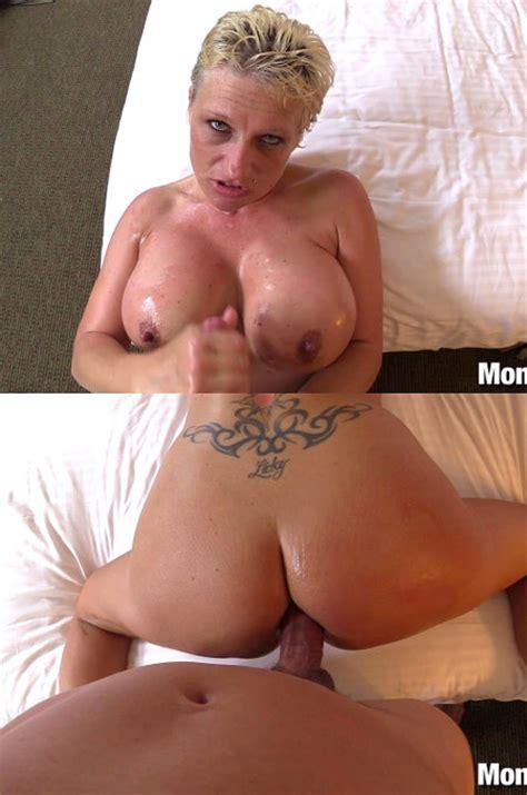 Hot Blonde Big Tits Milf