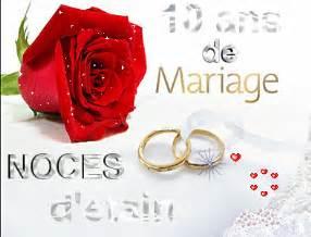 10 de mariage 10 ans de mariage ca se fete les délices d 39 hélène
