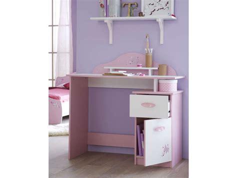 bureau enfant 6 ans bureau enfant papillon vente de bureau conforama