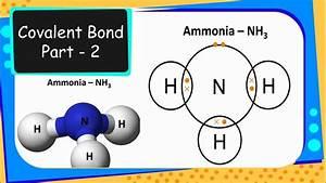 Chemistry  U2013 Covalent Bond  Bond Pair And Lone Pair