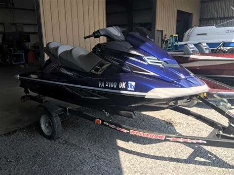 2013 Yamaha Luxury Fx Cruiser Sho Boats For Sale