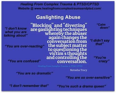 What is Gaslighting - Freedom From Narcissistic and