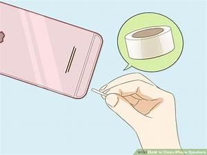 3 Ways To Clean Iphone Speakers