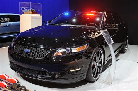 2018 Ford Stealth Police Interceptor Concept Car Photos