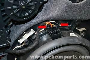 Audi A4 B6 Rear Window Regulator Replacement  2002