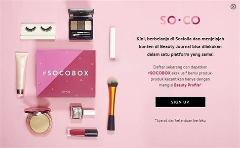 south skincom shopping   belanja  sociolla