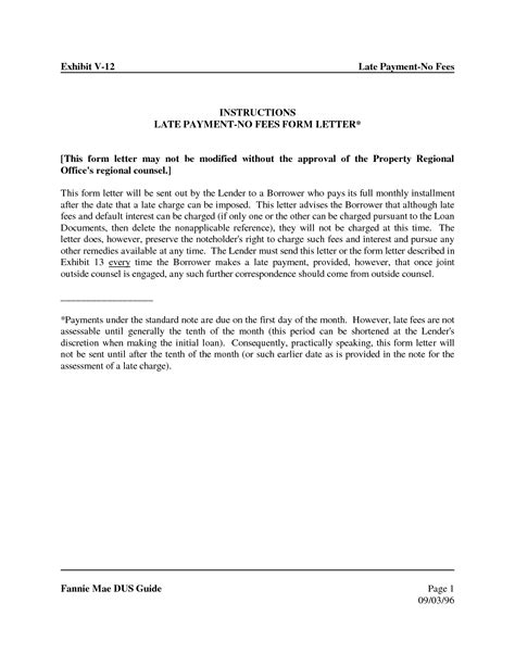 late payment cover letter tenant  payment letter