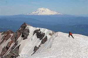 Climbing (and Filming) 'Into The Crater' On Mount St. Helens