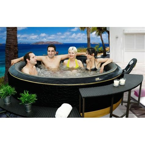 spa gonflable 6 places mspa spa gonflable 4 ou 6 places erobot piscine