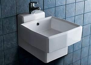 Lave Main Original : lave main original en c ramique lavabo pour wc suspendu ~ Edinachiropracticcenter.com Idées de Décoration
