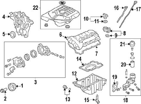 Cadillac Cts Engine Parts Oem Parts