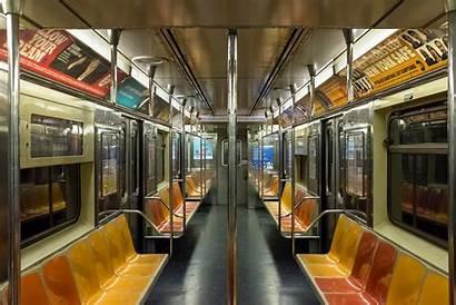 Subway Coronavirus Ny Nyc Empty Iida Futurist