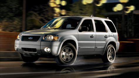 ford escape pre owned