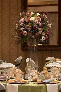 Floral Verde LLC-elevated centerpieces