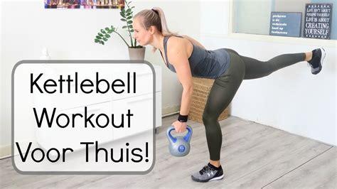 kettlebell workout buikspieren