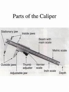 Ppt - The Vernier Caliper Powerpoint Presentation