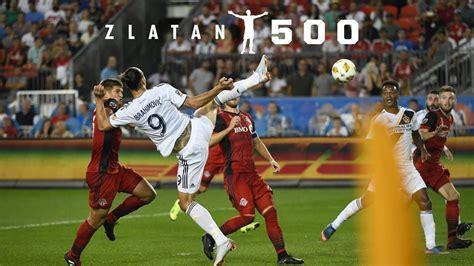 goal zlatan ibrahimovic scores   career goal