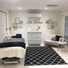 image result  eyelash extension set  ideas spa room
