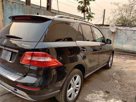 Don't miss what's we are proud to present sporty 2014 mercedes benz ml350 4matic sport utility in polar white on beige leather seats in terrific shape and. Sale on hold Foreign Used 2012 Mercedes-benz Ml350 4ma 350 sale on hold - Autos - Nigeria