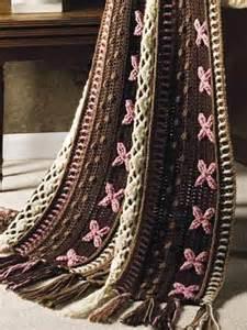Free Pattern Crochet Afghan Throw Blanket