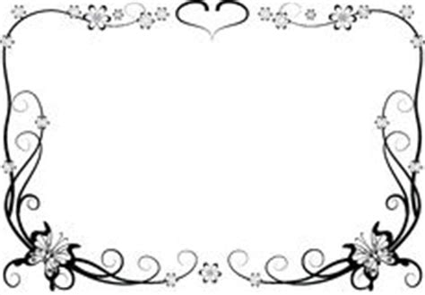 butterfly border black and white black and white butterfly border