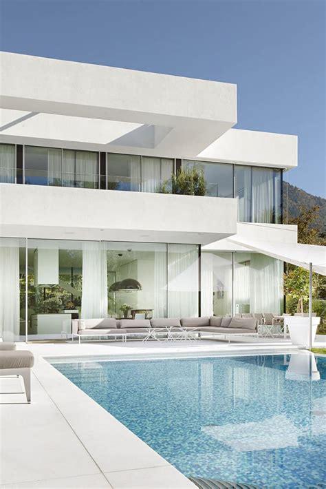 sumptuous modern dwelling house  meran italy