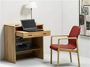 Petit Bureau Pour Ordinateur : meuble informatique ikea nice armoire informatique et bureau pour ordinateur modernes ~ Teatrodelosmanantiales.com Idées de Décoration