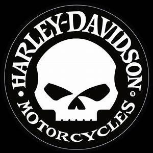 Harley Davidson Aufkleber : harley davidson aufkleber hubcap im thunderbike shop ~ Jslefanu.com Haus und Dekorationen