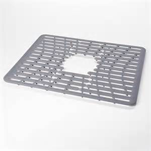 oxo good grips pvc free silicone sink mat large import