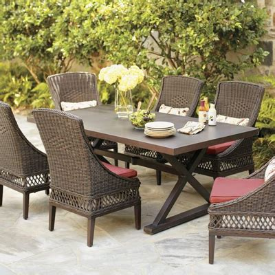 sun room decorating ideas wicker patio furniture sets the home depot
