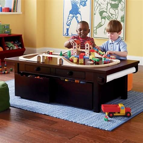 1000+ Images About Playroom On Pinterest  Kids Play Table