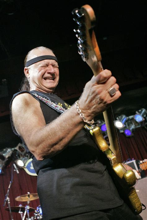 Dick Dale Surf Guitar Legend And Annual Visitor To