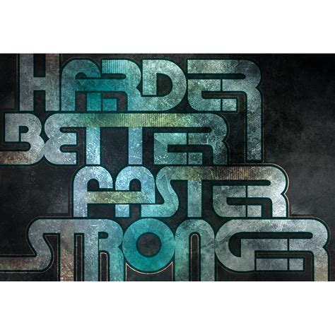 Harder Better Faster Stronger (Promo Vinyl) - Daft Punk ...