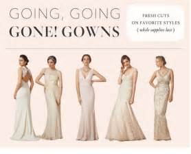 wedding dress on sale sale at bhldn on wedding dresses bridesmaid dresses and of the dresses