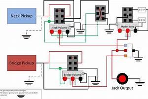 Humbucker Wiring Help