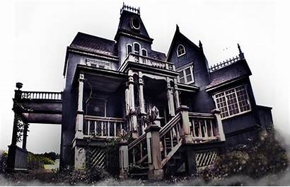 Haunted Halloween Hollow Houses Pa Facade Attractions