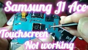 Samsung J1 Ace  J111f  Touchscreen Not Working