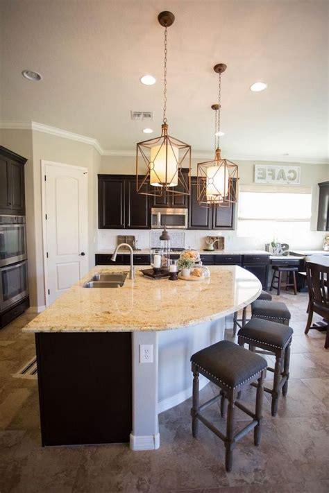 kitchen island ideas   stylish  modern kitchen