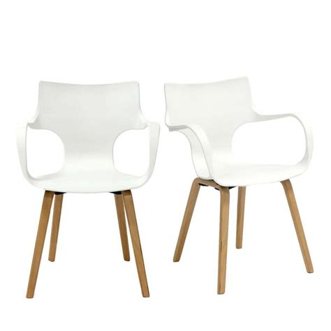 designer de chaise celebre lot de 2 chaises design rockwood by drawer