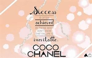Chanel Quotes Desktop Wallpaper. QuotesGram
