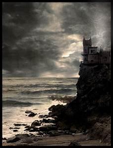 Dracula's Castle by silenceee on DeviantArt