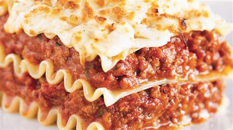 recette cuisine viande lasagne à la viande recettes cuisine et nutrition pratico pratique