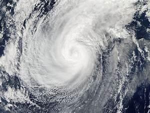 Powerful ocean storm blasting Alaskan islands