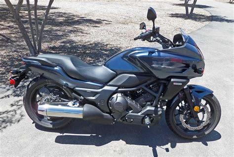 Honda Ctx 700 Dct Abs
