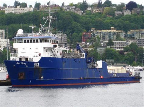 186' Research Vessel Sold For Conversion