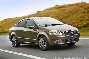 2010 Fiat Linea Photos  Informations  Articles