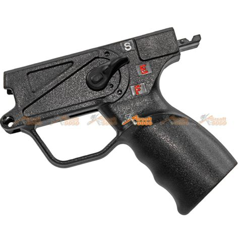 classic army mp5 a3 aeg grip for airsoft classic army 797132905333 ebay
